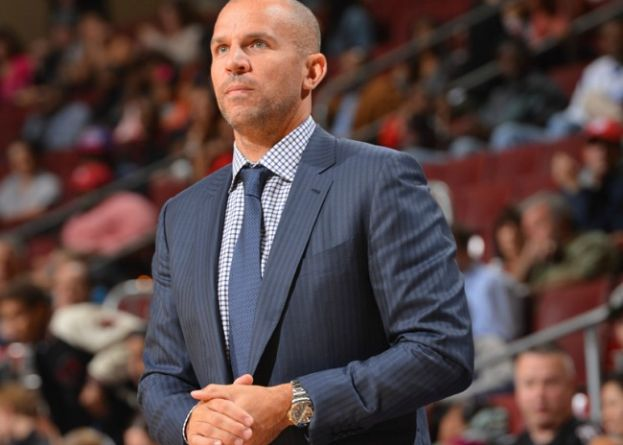 Milwaukee Bucks head coach Jason Kidd