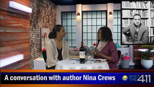 Award-winning author, Nina Crews, talking with What's The 411's book correspondent, Luvon Roberson about her new book, Seeing Into Tomorrow: Haiku by Richard Wright