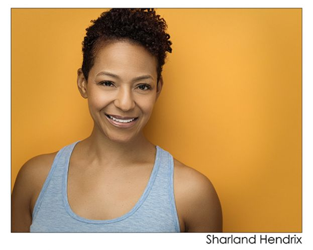 Actress, voice-over artist, and singer, Sharland Hendrix