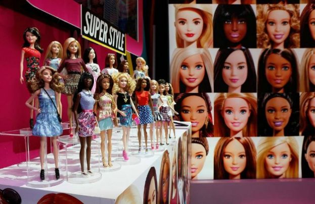 Barbie enters the world of diversity and inclusion.