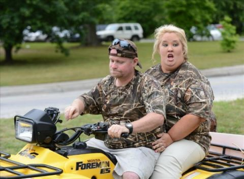 Mama June and Sugar Bear will be in Marriage Boot Camp: Reality Stars