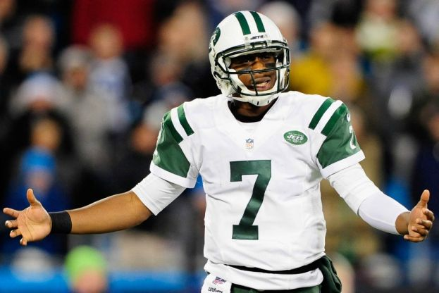 New york Jets quarterback Geno Smith