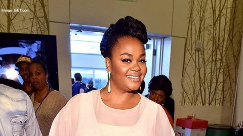 Singer and actress Jill Scott