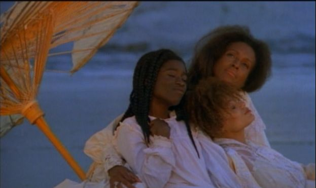 Scene from the critically-acclaimed film, DAUGHTERS OF THE DUST, by award-winning screenwriter/director, Julie Dash