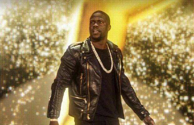 Actor Kevin Hart in the movie What Now?