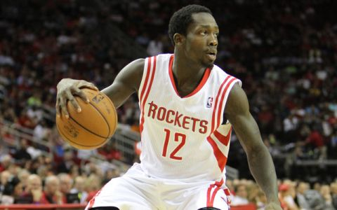 Patrick Beverley of the Houston Rockets