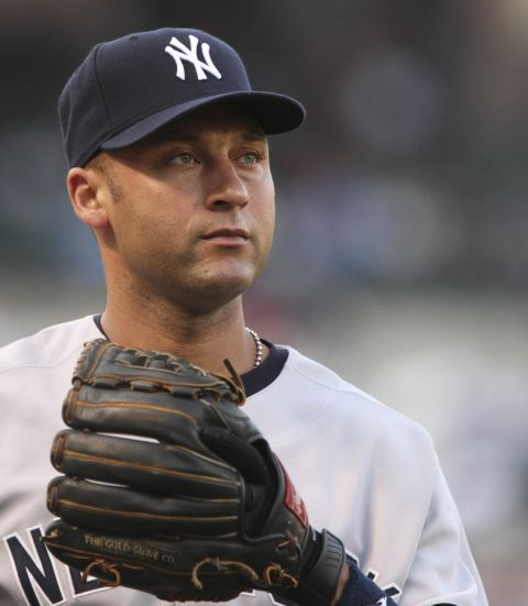 Derek Jeter, New York Yankees short stop