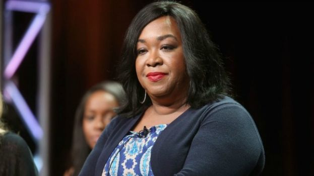 Shonda Rhimes, creator and executive producer of Grey's Anatomy and Scandal
