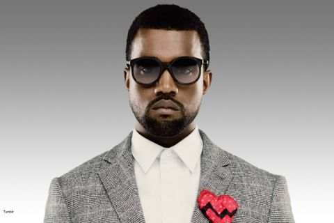 Singer, songwriter, producer, fashion designer and more, Kanye West