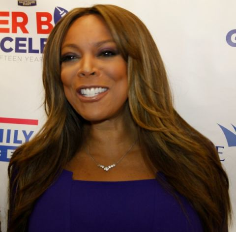 Talk show host Wendy Williams