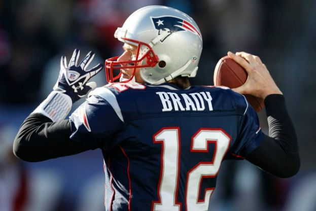 New England Patriots quarterback Tom Brady
