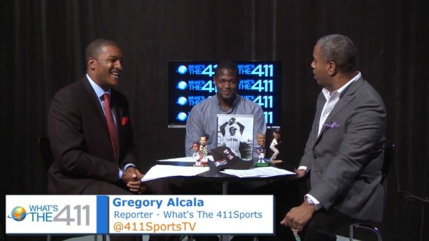 What's The 411Sports team, Chris Graham, Gregory Alcala and Glenn Gilliam weigh in on Chris Bosh's contract