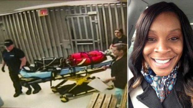 Sandra Bland found dead in police custody, three days after her arrest on a minor traffic violation