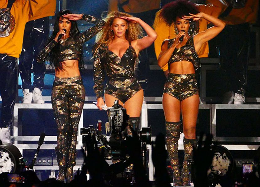 Beyonce, the first Black woman to headline Coachella, reunites with Kelly and Michelle to present Destiny's Child
