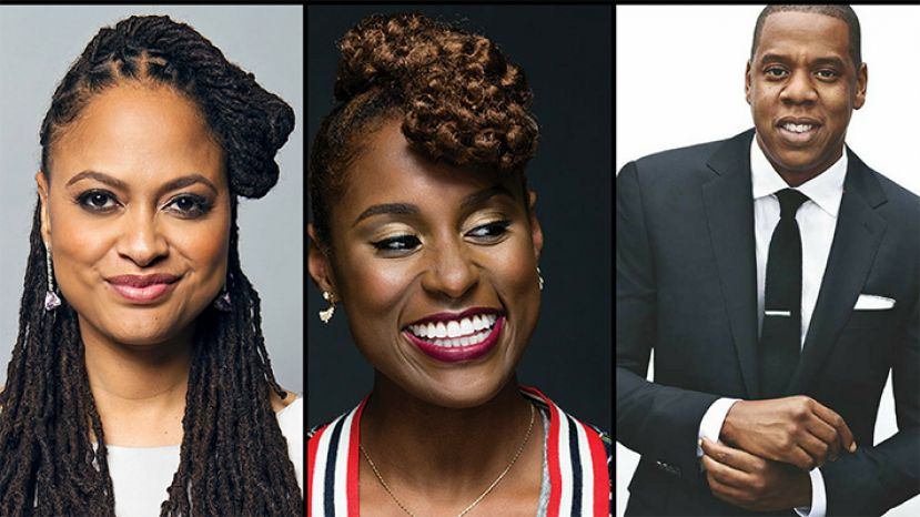 Ava Duvernay, Issa Rae, and Jay-Z are candidates for an NAACP Entertainer of the Year Image Award