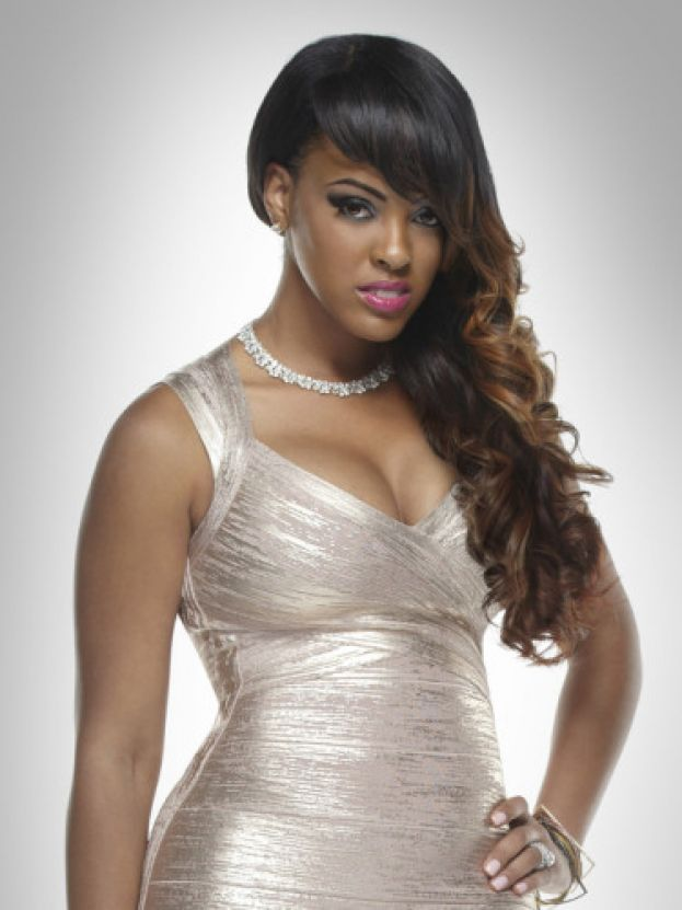 Malaysia Pargo, Basketball Wives LA rality star