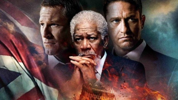 London Has Fallen film art